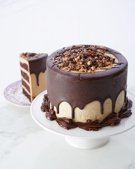 Coffee Layer Cake
