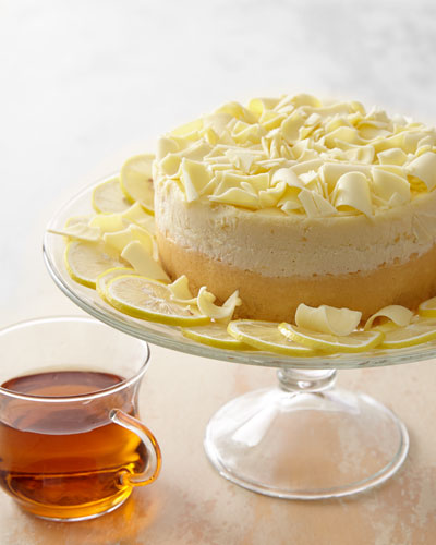 Limoncello Gluten-Free Cheesecake  For 12 People