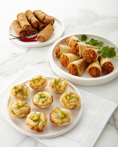 Southwest Appetizer Trio  For 8-15 People