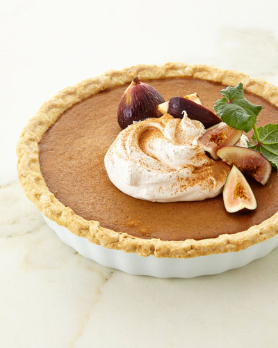 Handmade Pumpkin Pie  For 10-12 People
