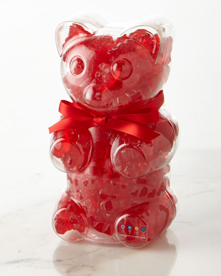 You're Bear-y Cute Bear with Gummy Bears