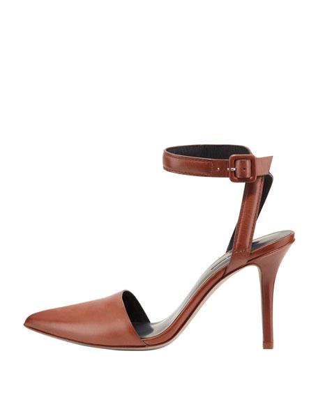 Lovisa Pointy Ankle-Wrap Pump