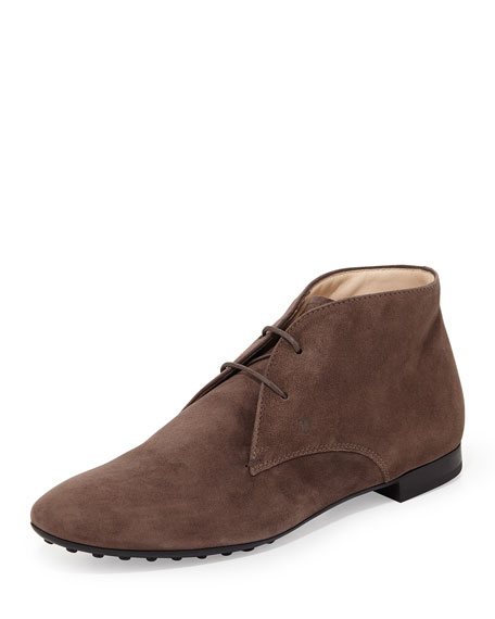 Suede Gommini Desert Boot