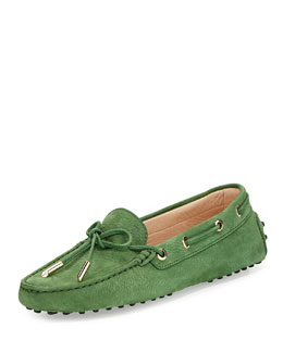 Tod's Heaven New Laccetto Driver, Green