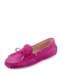 Tod's Heaven New Laccetto Driver, Bright Pink