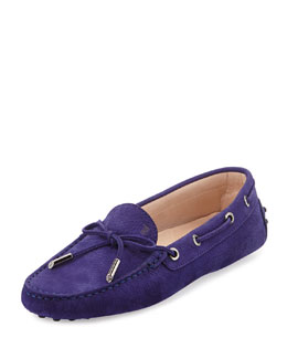 Tod's Heaven New Laccetto Driver, Deep Violet