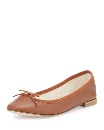 Classic Napa Ballerina Flat