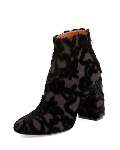 Stiv Ankle Bootie, Black