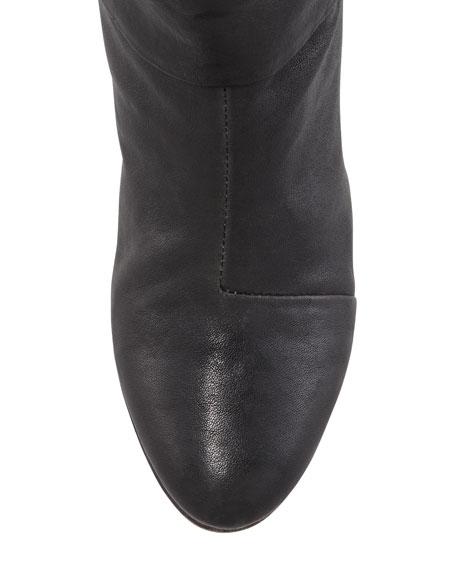 Classic Newbury Leather Bootie