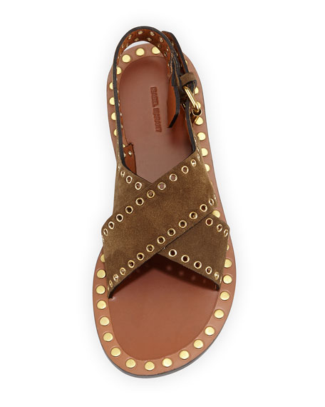 Jane suede sandals Isabel Marant kvXrc