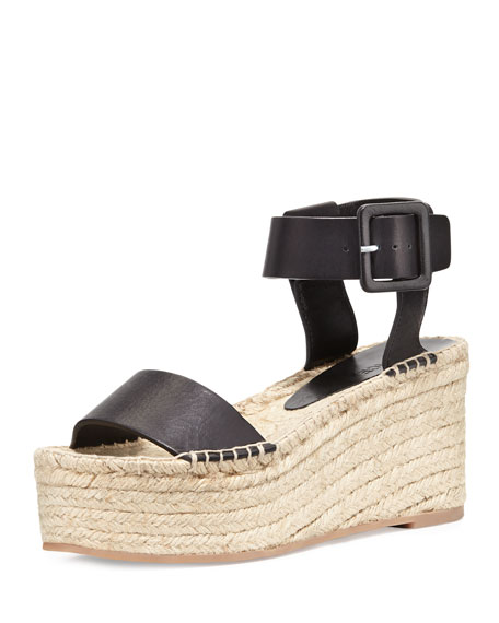 cheap fast delivery Vince Platform Espadrille Sandals sale big sale discount extremely ZfcJKrN
