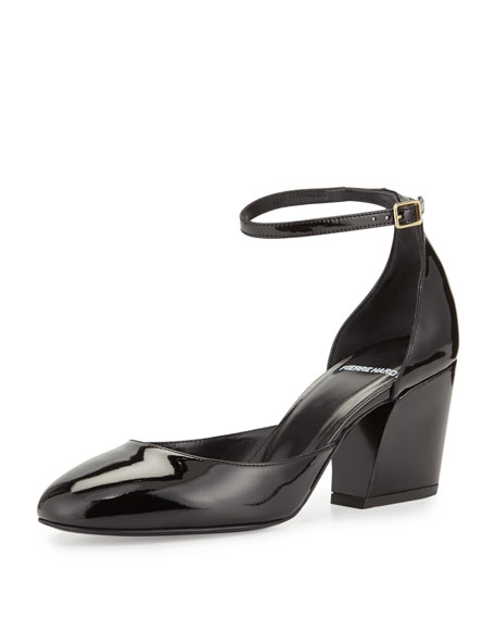 Pierre Hardy Patent Leather Heels