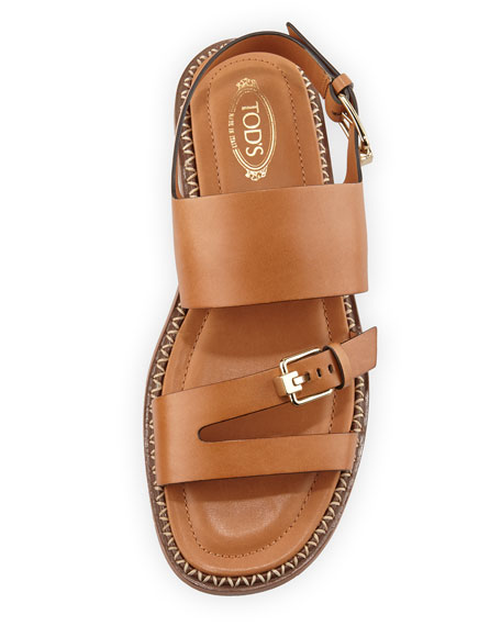 Sale Online Cheap Tod's Sandals In Leather Outlet High Quality Recommend Cheap Online Eastbay Cheap Price UQNG7yb0