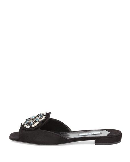 Prada Swarovski slippers 2HVh6yvQmH