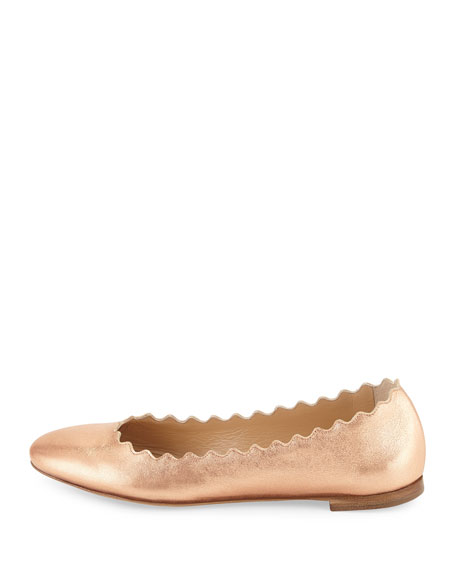 Chloé Lauren Striped Flats outlet really sfXk6DCgQ