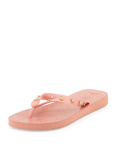 Charlotte's Web Havaianas Rubber Flip Flop, Pink