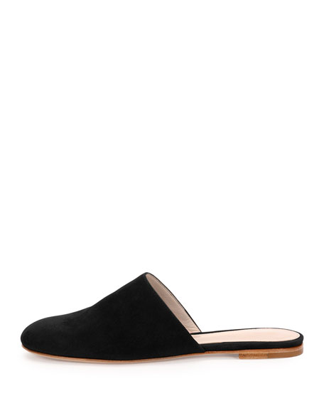 Gianvito Rossi Round toe mules By3BYujPr