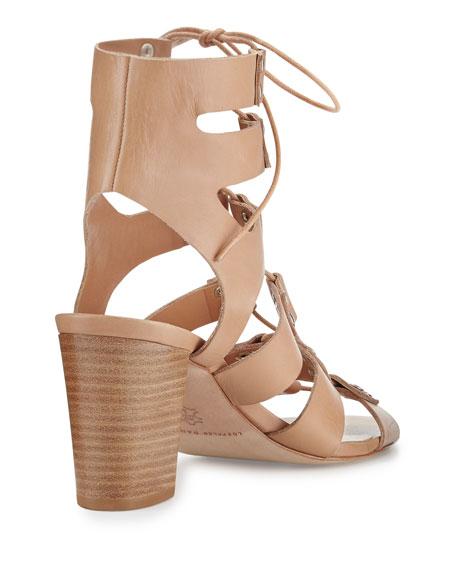605145fb8ae1 Loeffler Randall Hana Lace-Up Gladiator Sandal
