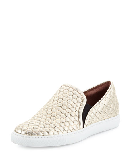 under 70 dollars buy cheap reliable Tabitha Simmons Quilted Slip-On Sneakers VlnRPTqsEA
