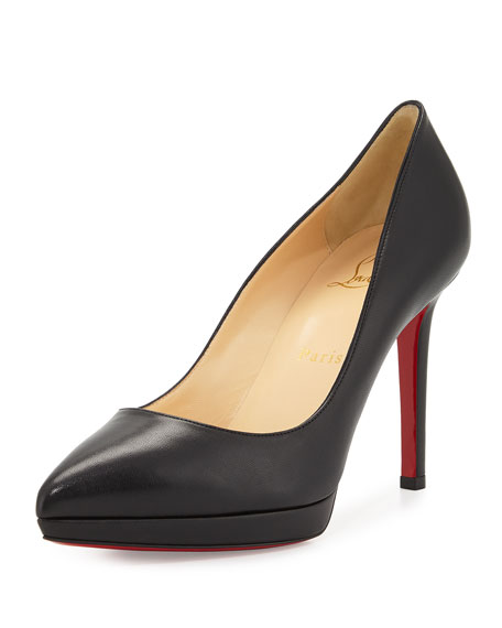 christian louboutin pigalle plato 100mm
