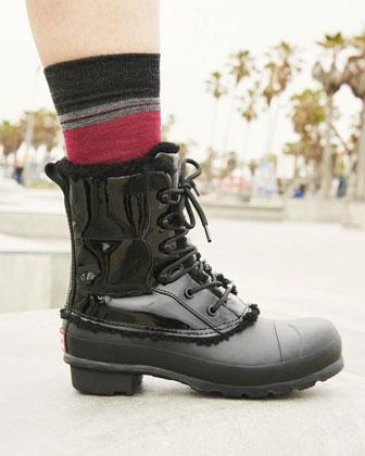 Shoes & Handbags Hunter Boots