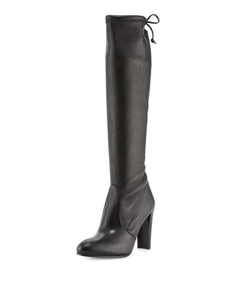 434a9b932d2 Stuart Weitzman Keenland Napa Leather Knee Boot