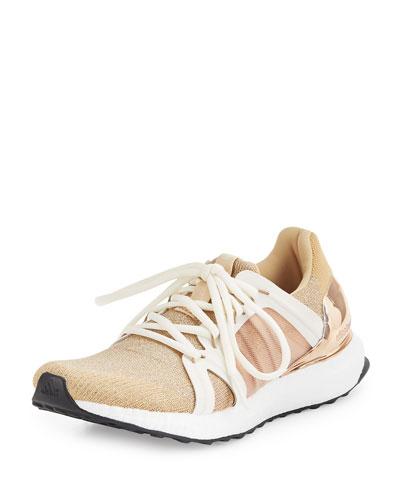 Ultra Boost Knit Sneaker, Brown/Multi