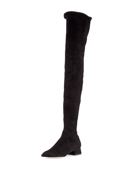 Olgana Suede Knee-High Boots order cheap online sale 2015 new clearance Inexpensive fashionable sale online release dates authentic wqYsn