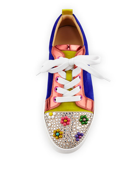 Gondocandy Colorblock Low-Top Sneaker, Multi