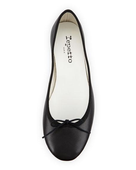 Cendrillon Leather Ballerina Flat