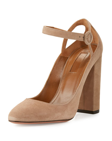 Sweet Thing Suede 105mm Pump