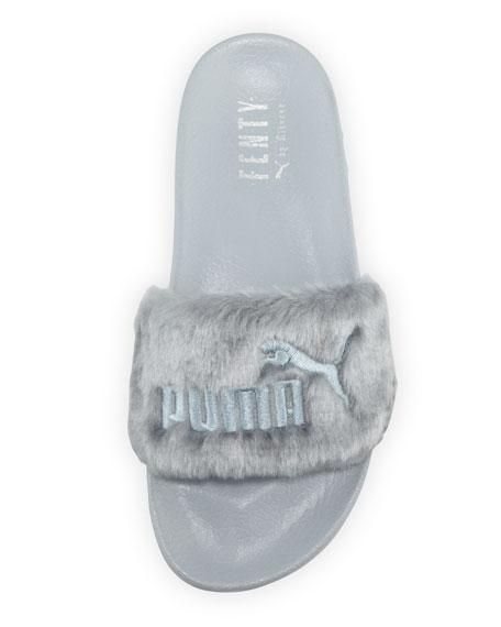 Fenty Puma Por Rihanna Fenty Leadcat 'sandalia De Diapositivas De Piel Sintética r2gXn