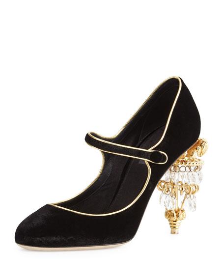 Dolce & Gabbana Mary Jane pumps 3905mtuM