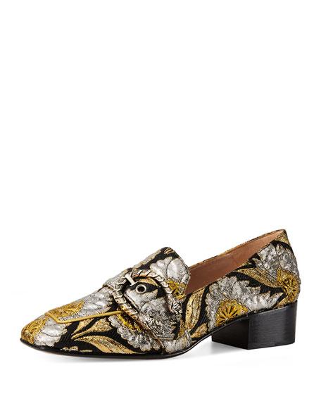 Dionysus Brocade 35mm Loafer