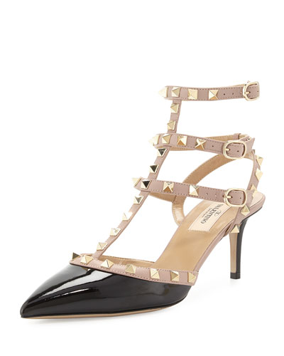Rockstud Slingback 65mm Pump