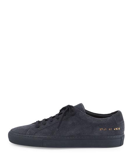 Achilles Suede Low-Top Sneaker