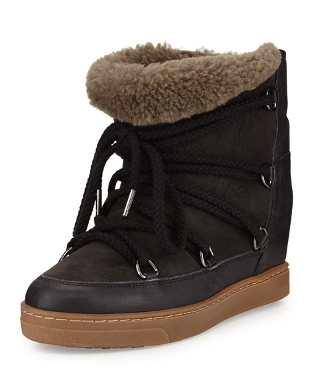 NOWLES -COLD WEATHER ANKLE B