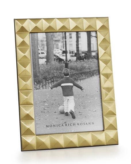 Monica Rich Kosann Brass Pyramid 4