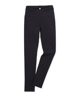 Girls' Scrunch Stretch Jersey Leggings