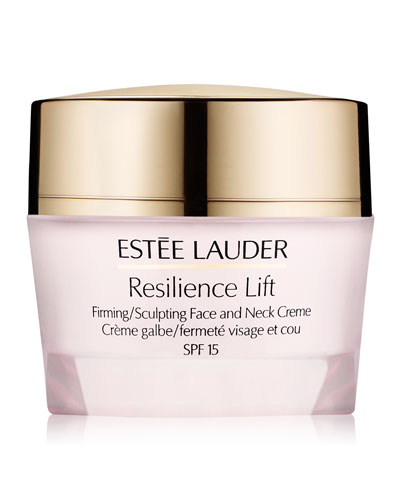 Resilience Lift Firming/Sculpting Face and Neck Creme Broad Spectrum SPF 15
