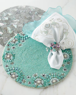 Abalone Shell Placemat