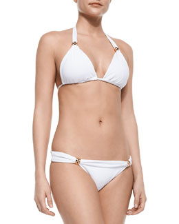 Solid-Color Swim Separates (Available in Extended Sizes)