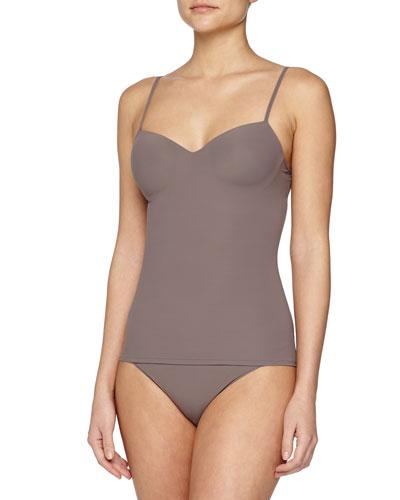 Allure Bra Camisole & High-Cut Bikini Brief