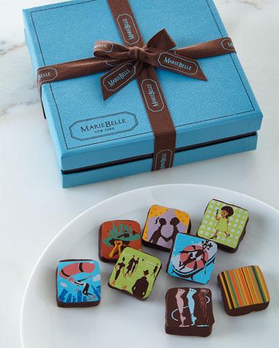 Caramel Collection Chocolates