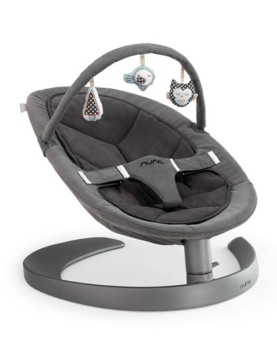 LEAF™ Curv Bouncer Seat, Cinder and Matching Items