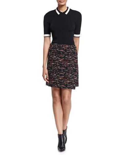 Polo & Skirt
