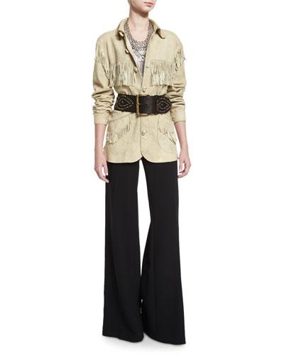 Pants, Jacket & Belt