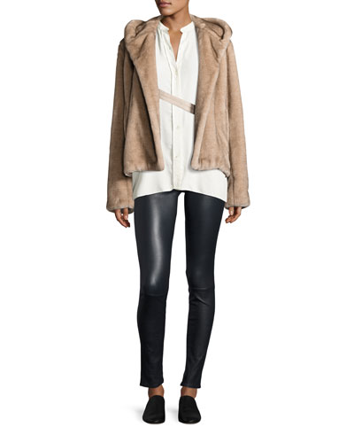 Jacket, Top & Leggings