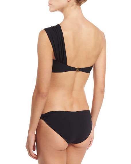 Venice One-Shoulder Swim Top