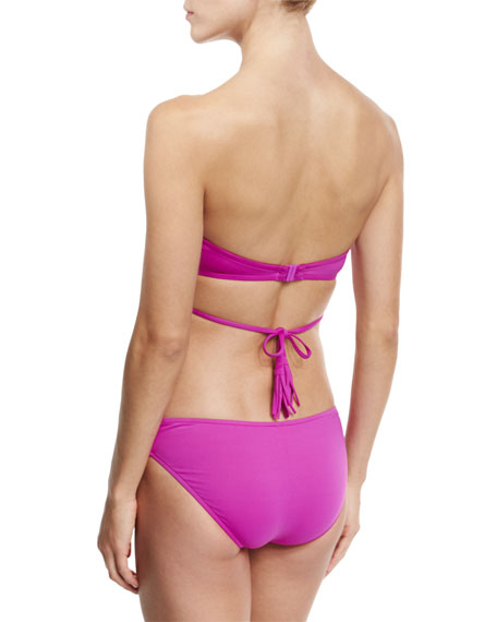 Goddess Twist Swim Bottom